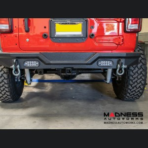 Jeep Wrangler JL High Clearance Bumper - Rear