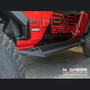Jeep Wrangler JL Slider Step