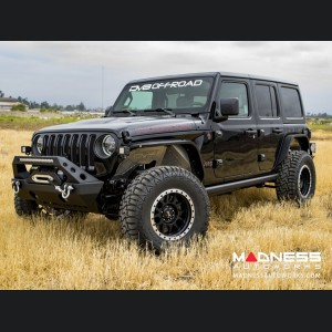 Jeep Wrangler JL Slim Fenders w/ LED Turn Signal Lights