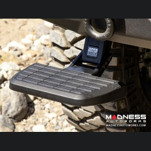 Jeep Wrangler JL - Rear Step - BedStep by AMP