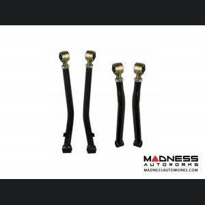 Jeep Wrangler JL 4WD Dual Rate-Long Travel Lift Kit System w/ M95 Shocks - 3.5-4 in - 4 Door