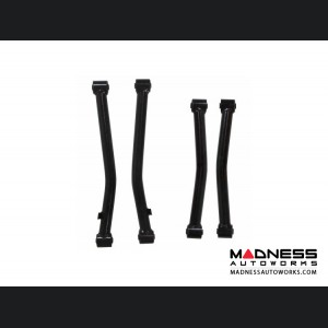Jeep Wrangler JL Rubicon 4WD Dual Rate-Long Travel Lift Kit System w/ M95 Shocks - 3.5-4 in - 4 Door