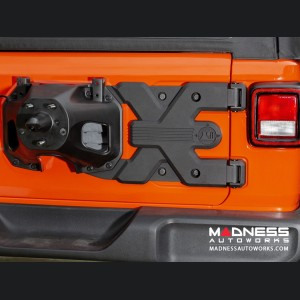 Jeep Wrangler JL Spartacus HD Tire Hinge Casting