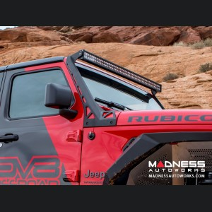 Jeep Wrangler JL Windshield Light Bar Bracket