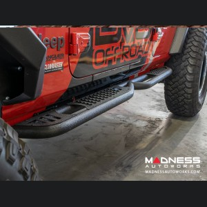 Jeep Wrangler JL Tubular Slider/ Step