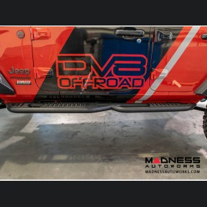 Jeep Wrangler JL Tubular Slider/ Step