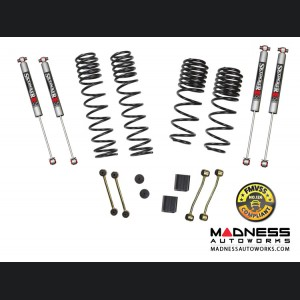 "Jeep Wrangler JL Lift Kit w/ M95 Shocks 2 - 2.5"" - 2-Door - 4WD"