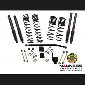 "Jeep Wrangler JL Lift Kit w/ M95 Shocks - 3.5"" - 2-Door - 4WD"