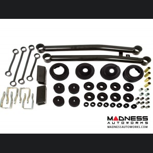 Jeep Wrangler JL Comfort RideT Suspension Lift Kit - 2""