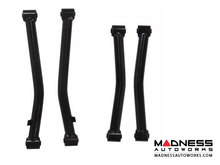 Jeep Wrangler JL Lower Link Set - Heavy Duty - Front and Rear - 4WD