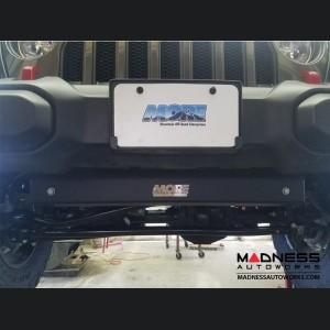 Jeep Wrangler JL Front Skid Plate