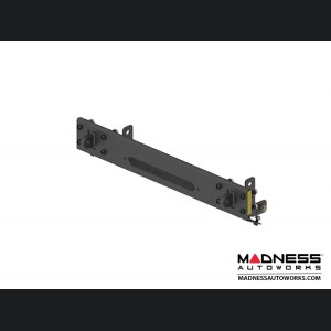 Jeep Wrangler JL Frame-Built Bumper Base w/Crawler Caps - #2202