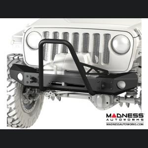 Jeep Wrangler JL Frame-Built Bumper - 2402