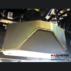 Jeep Wrangler JL Front Axle Disconnect Skid Plate