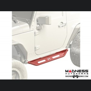 Jeep Wrangler JL Overland Flip Step - Pair - 2Door