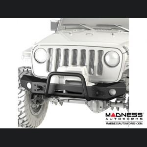 Jeep Wrangler JK Frame-Built Bumper Base w/Crawler Caps - #1401