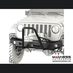 Jeep Wrangler JK Frame-Built Bumper Base w/Crawler Caps - #1402