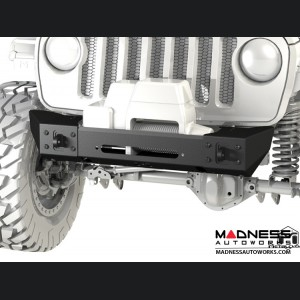 Jeep Wrangler JL Frame-Built Bumper Base w/Crawler Caps - #2200