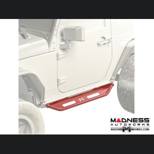 Jeep Wrangler JK Overland Flip Step - Pair - 2Door