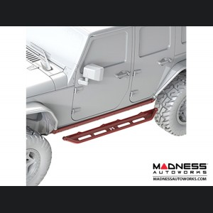 Jeep Wrangler JK Overland Rocker & Flip Step Kit - Pair - 4Door