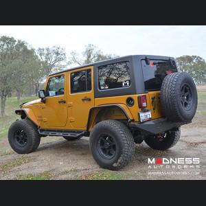 Jeep Wrangler JK Overland Tube Fenders - Rear
