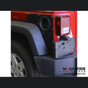 Jeep Wrangler JK Rear ExoSkin - 2Door - Pair