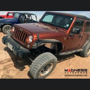 Jeep Wrangler JK Full Overland System 4 Door