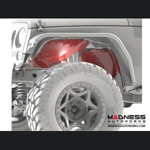 Jeep Wrangler JK Replacement Aluminum Inner Fender Set