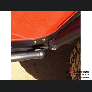 Jeep Wrangler JK Rocker Rail - Pair - 2 Door
