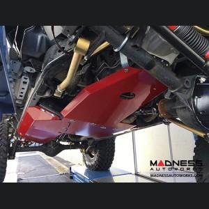 Jeep Wrangler JK Undercloak Integrated Armor System - 4Door