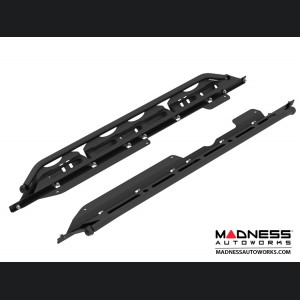 Jeep Wrangler JL Overline Rocker Rail - Pair - 4Door