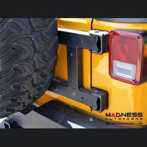Jeep Wrangler JK SportGate Tire Carrier