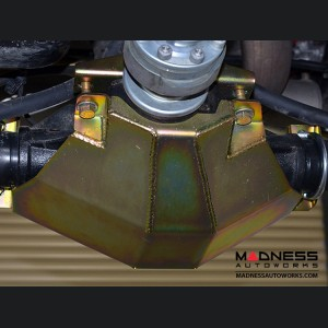 Jeep Wrangler JL M220 Differential Skid Plate - Rear