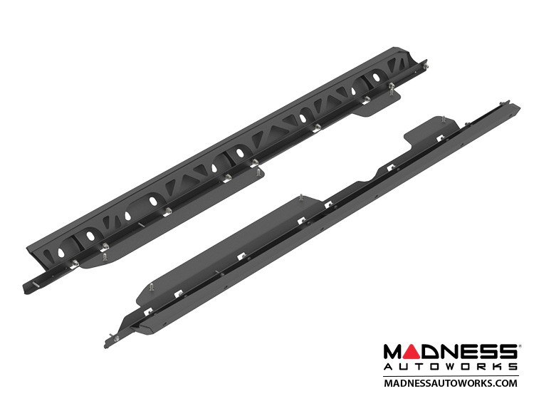 Jeep Wrangler JL Overland/Hardline Rocker Base - 4Door
