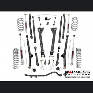 Jeep Wrangler TJ 4WD Long Arm Suspension System - 6 Cyl