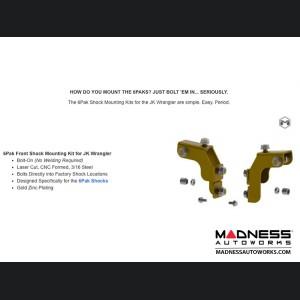 Jeep Wrangler JK 6Pak Shock Upgrade System