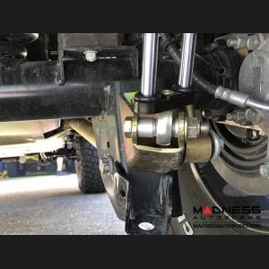 Jeep Wrangler JL Shock Relocation & Clearance Kit - Lower Rear