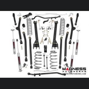 "Jeep Wrangler TJ Unlimited Long Arm Suspension Lift Kit - 6"" Lift"