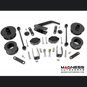"Jeep Wrangler JK Unlimited Series II Suspension Lift kit - 2.5"" Lift"