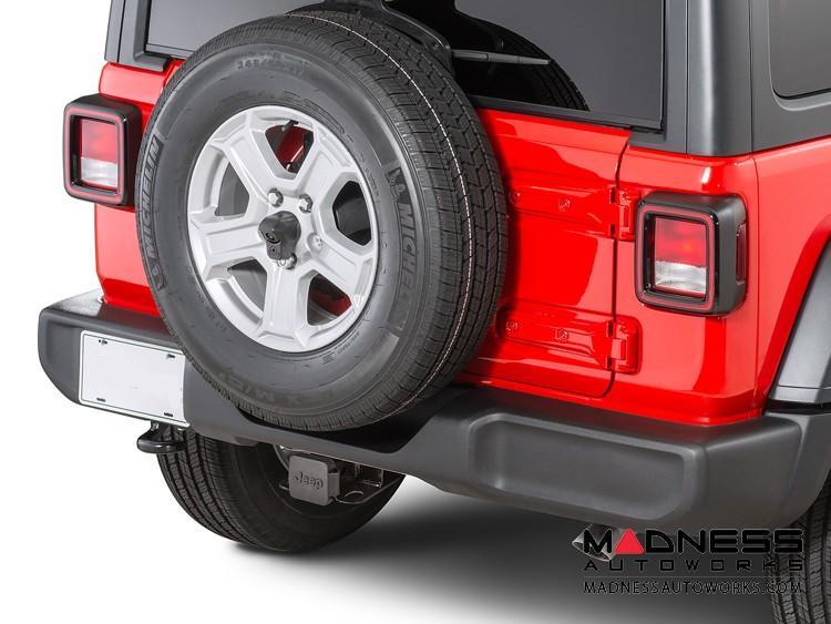 Jeep Wrangler JL Trailer Hitch Receiver