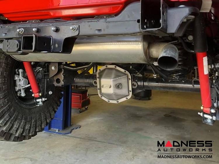 Jeep Wrangler JL Differential Cover Rear - Rubicon Dana 44 Bare Steel