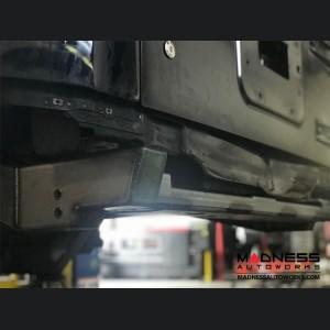 Jeep Wrangler JK Frame Chop Rear Bumper and Cross Member