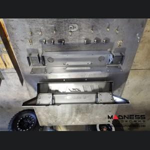 Jeep Wrangler JK Front Bumper - Crusher Series