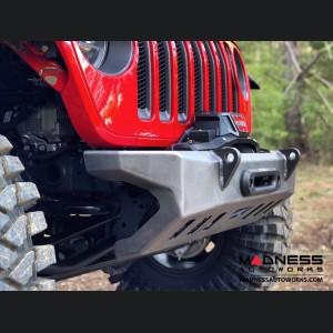 Jeep Wrangler JL Front Bumper - by Motobilt