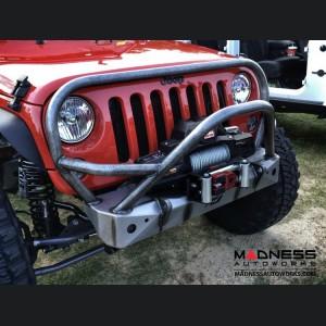 Jeep Wrangler JK Grill Hoop
