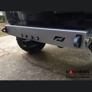 Jeep Wrangler JK Micro Rear Bumper
