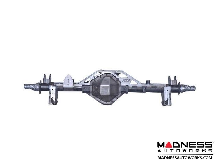Jeep Wrangler JK Rear 1 Ton Axle Swap W/GM 14 Bolt