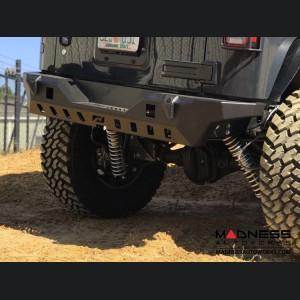 Jeep Wrangler JK Rear Bumper - Crusher Series