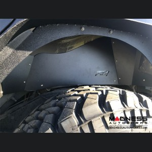 Jeep Wrangler JK Rear Inner Fenders - Aluminum