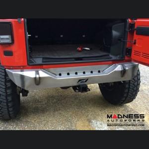 Jeep Wrangler JK Rear Stubby Bumper